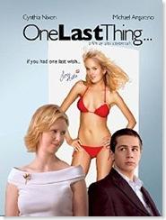 onelastthing